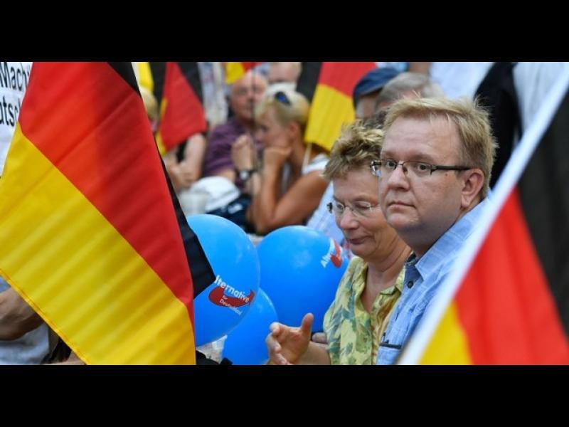 Крайната десница надига глава в Източна Германия