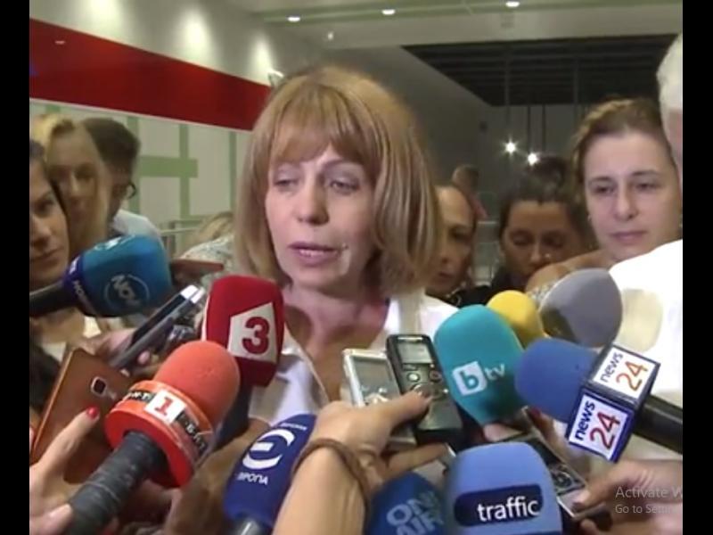 Фандъкова влиза в битката за кмет на София - картинка 1