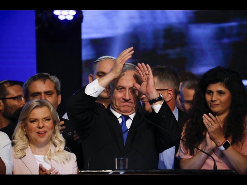 Изборите в Израел завършиха без явен победител - картинка 1