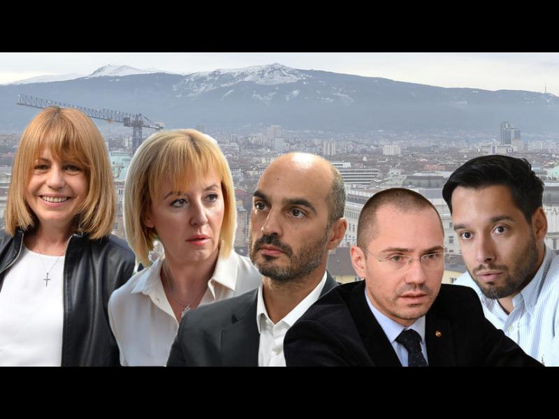 Какво е имотното състояние на кандидатите за кмет на София