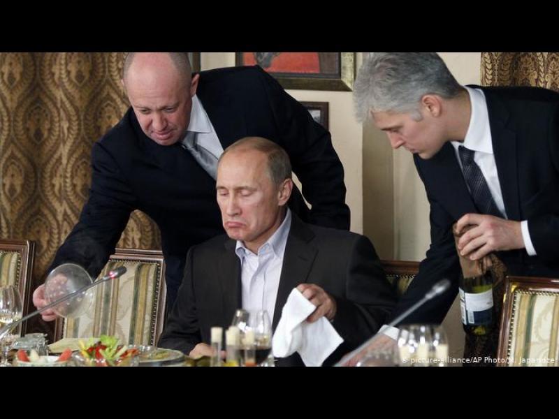 """""""Готвачът на Путин"""" е използвал Facebook за разпространяван на фалшиви новини в Африка"""