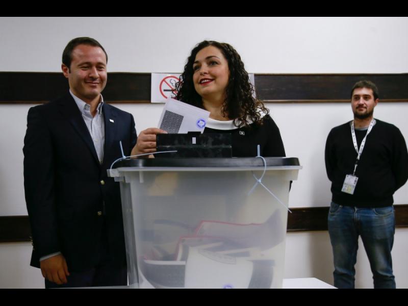 Опозицията победи на парламентарните избори в Косово