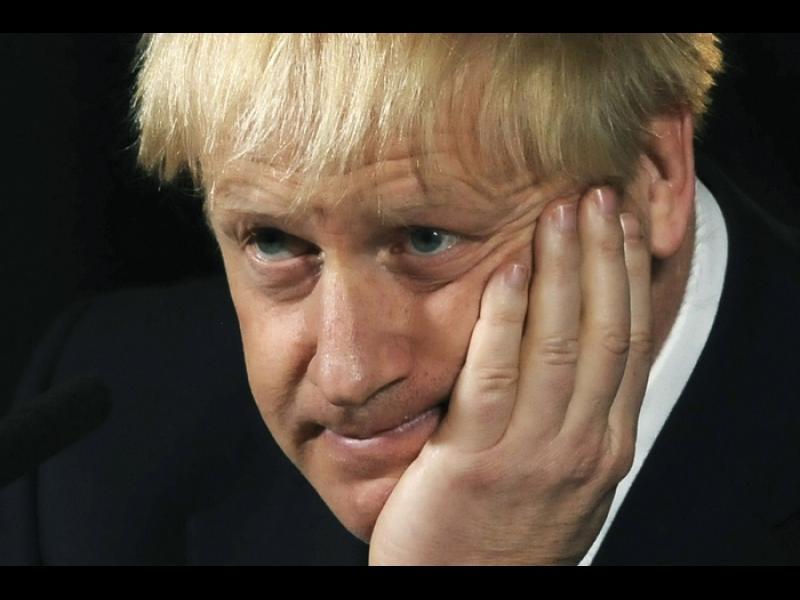 """Изтекли данни разкриват, че ЕС е твърдо против плана на Джонсън за """"Брекзит"""" - картинка 1"""