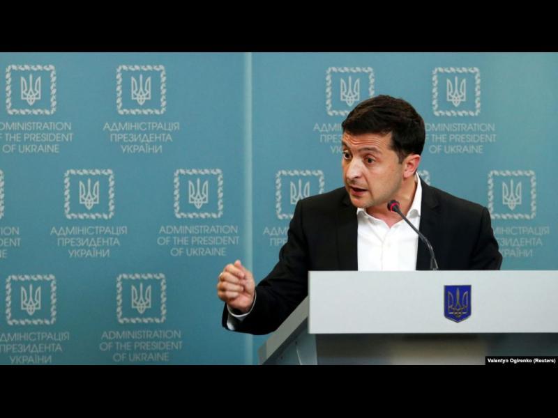 Украйна се съгласи на избори и самоуправление за окупираните територии в Донбас