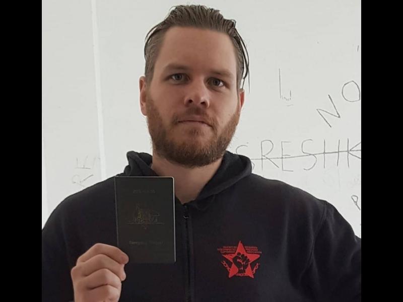 МВР конфискува  паспорта на Полфрийман
