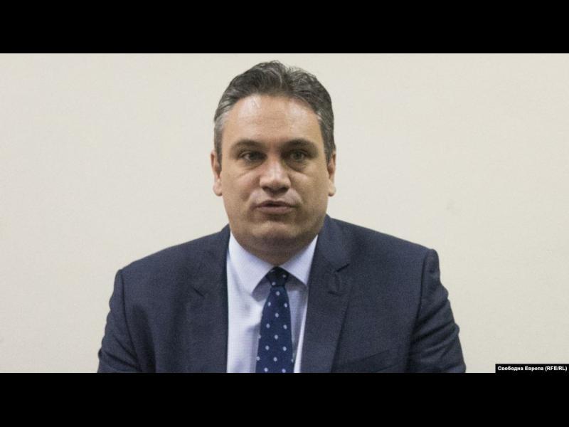 Пламен Георгиев се отказа да бъде прокурор, за да стане консул