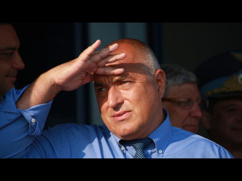 Борисов за партията на Слави Трифонов: Няма такова предаване - картинка 1