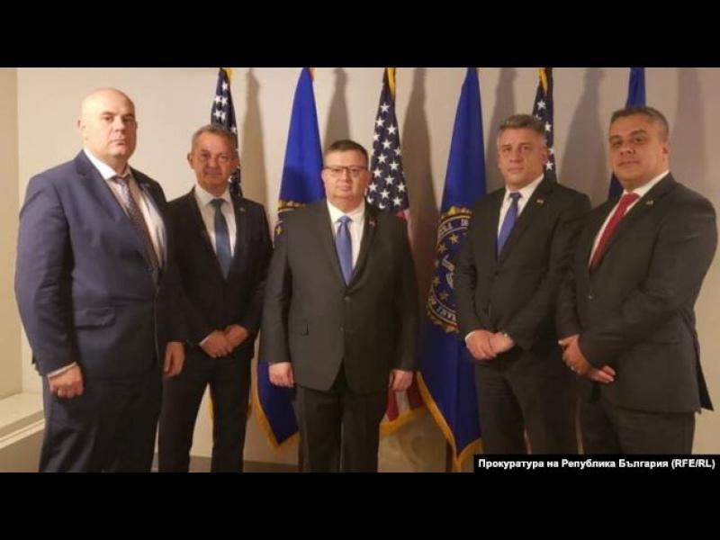 Защо отидоха Цацаров и Гешев в САЩ?
