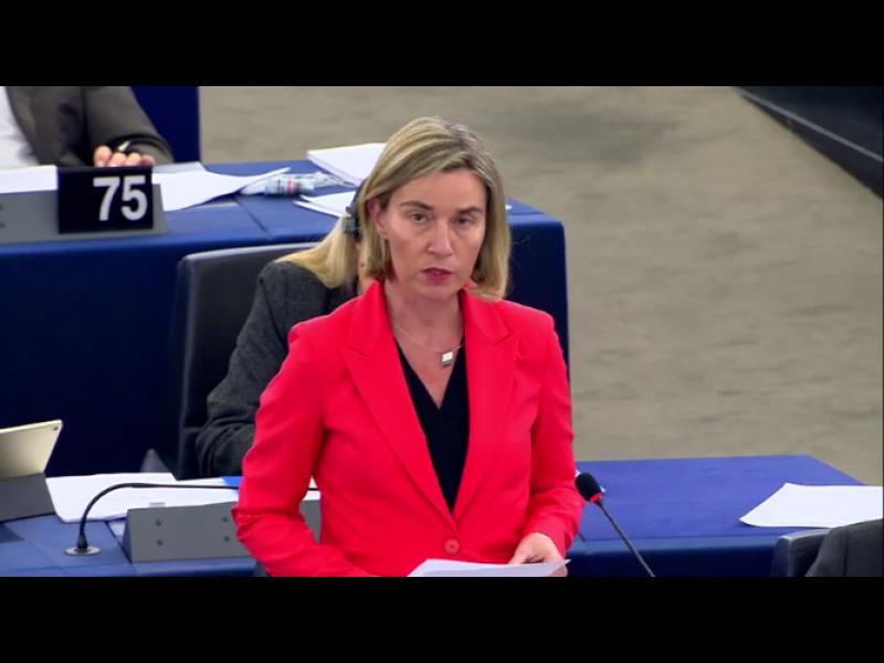 ЕС иска Турция да прекрати операцията в Сирия - картинка 1