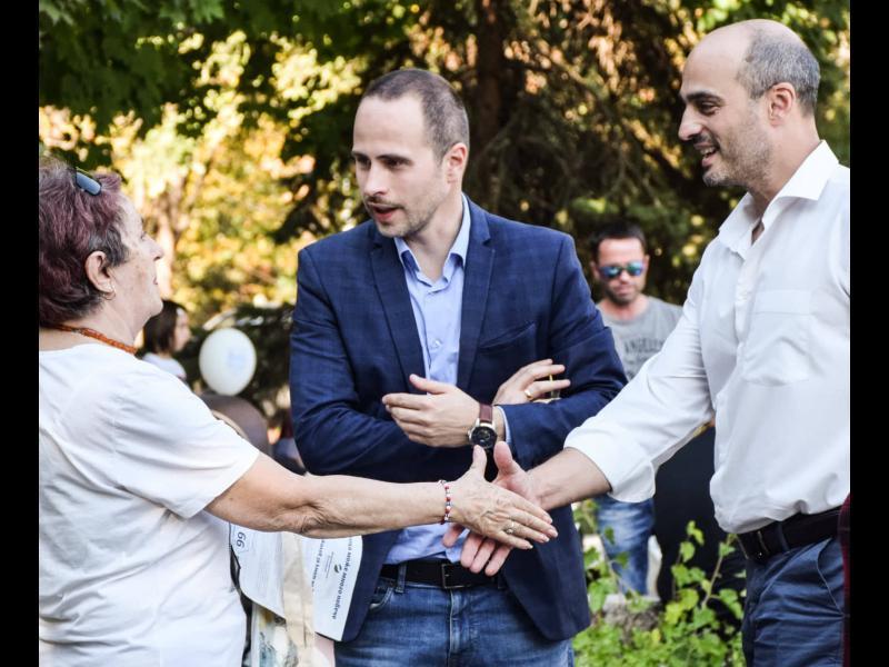 Димитър Божилов: След 27-ми октомври ще има промяна към по-добро