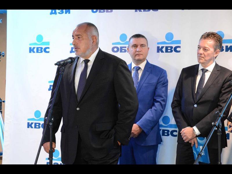 """Борисов: Отивам си от политиката, когато """"Хемус"""" стане готова (ВИДЕО)"""