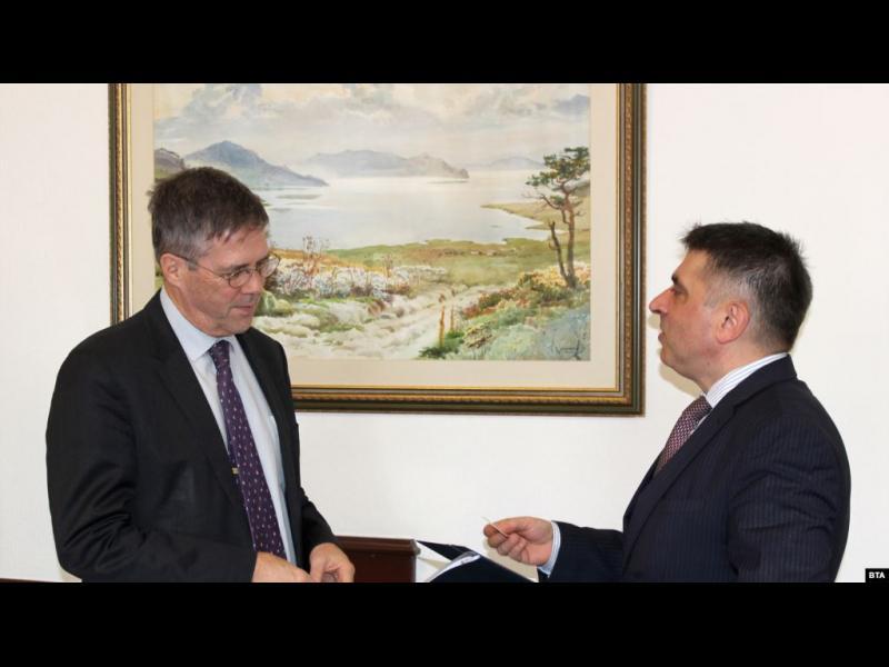 Австралийското външно министерство е извикало българския посланик заради Полфрийман - картинка 1