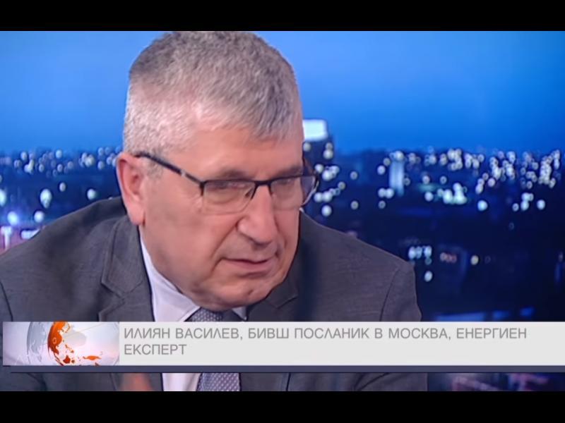 """Илиян Василев: АЕЦ """"Белене"""" трябва да е красив проект за пред Запада"""