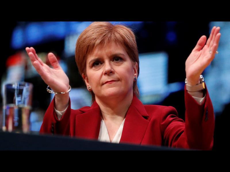 До няколко седмици Шотландия ще поиска от Лондон референдум за независимост