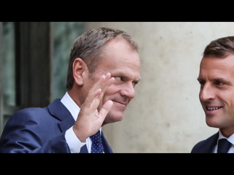 Туск: Брекзит е краят на Британската империя, Русия е стратегически проблем