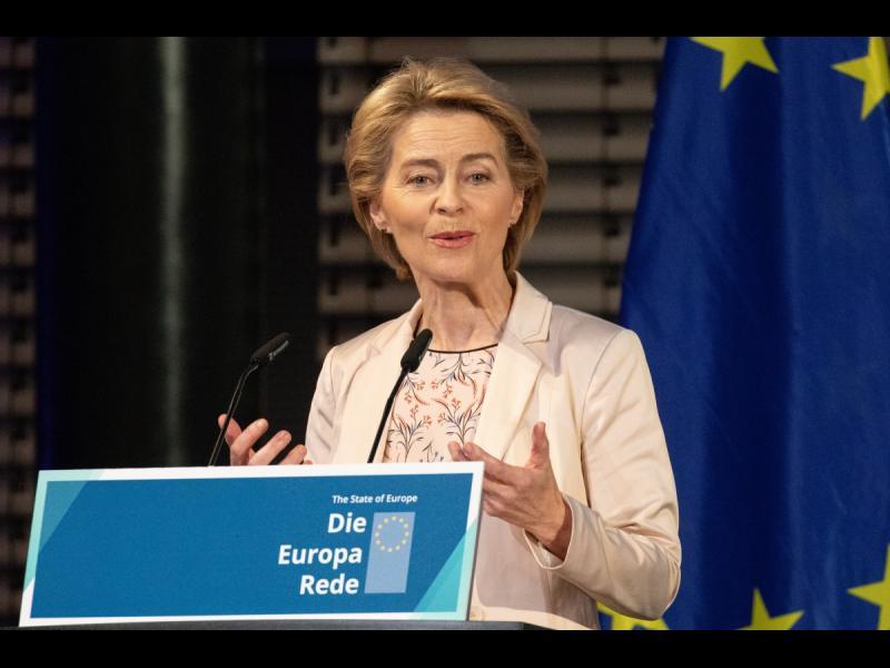 Фон дер Лайен: Макрон отвори вратата на Западните Балкани за Русия