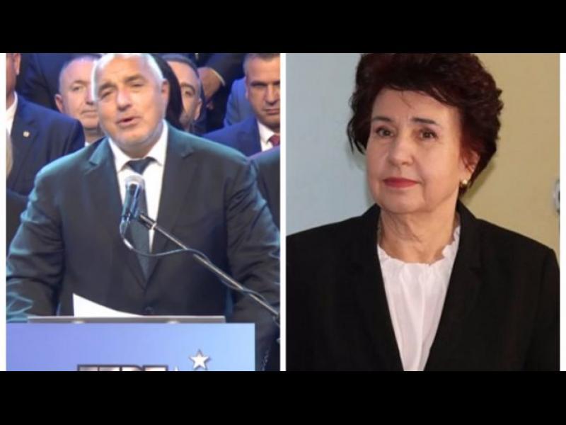 Борисов обвини бившата кметица на Перник, забавила предизборно водния режим