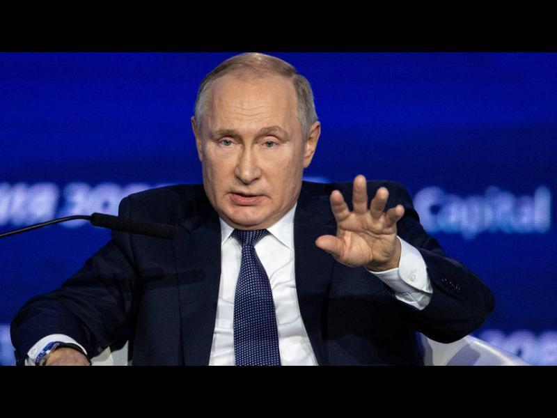 Путин: Страни от Източна Европа може да обмислят излизане от ЕС