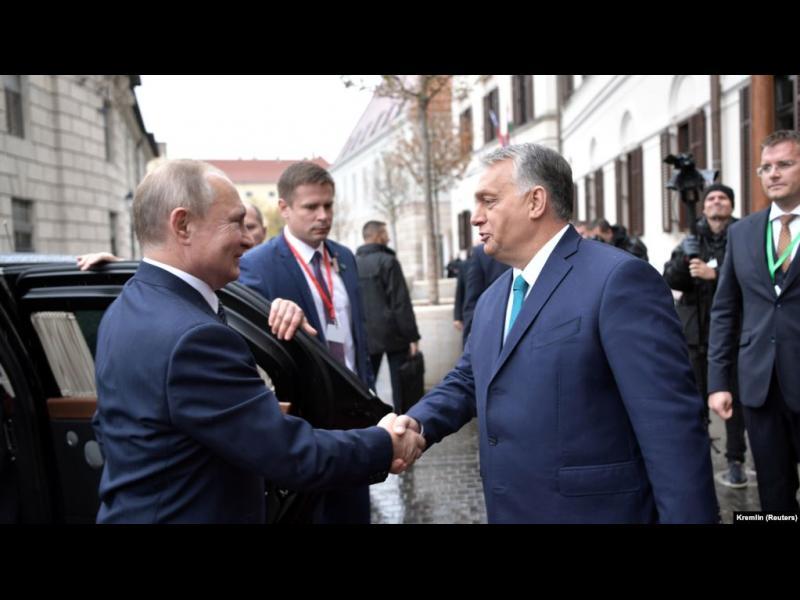 Унгария наложи вето на позиция на НАТО за Украйна