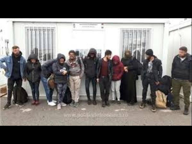 Български шофьор е арестуван в Румъния за трафик на мигранти - картинка 1