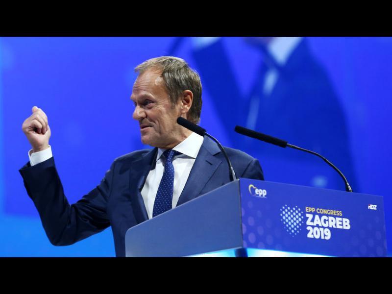 Доналд Туск е новият председател на Европейската народна партия