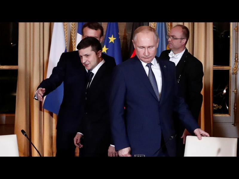 Зеленски: Възможен е нов договор за транзит на руски газ