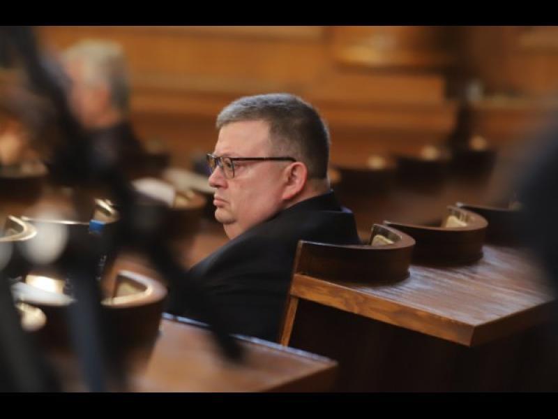 Официално: Президентът освободи Цацаров
