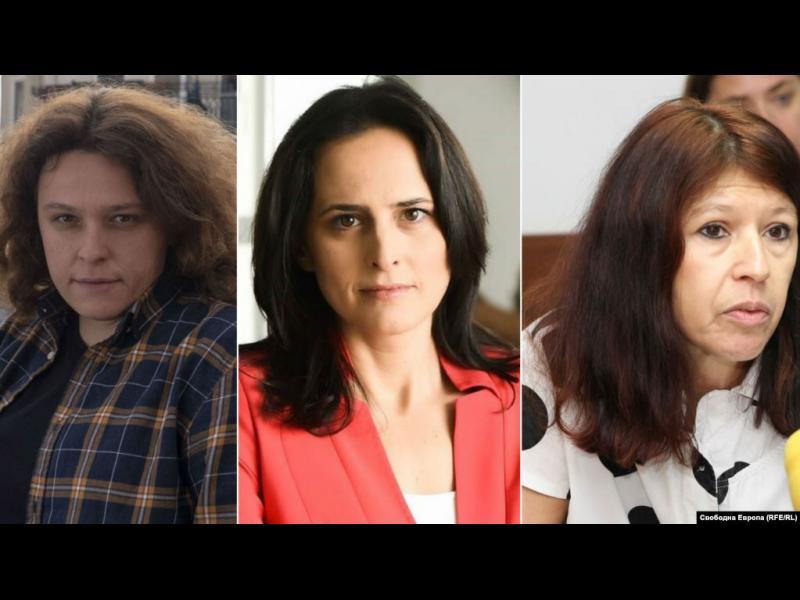 """Три журналистки получиха наградата """"Човек на годината"""" на БХК"""