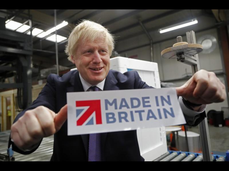 Петък, 13-и: Британия тръгва решително навън от ЕС