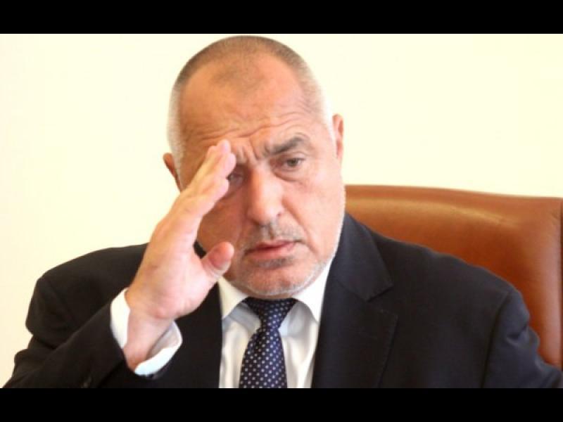 Борисов свиква извънредно кабинета заради главния прокурор