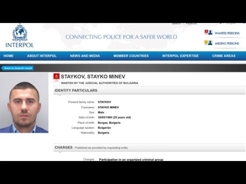 Арестуваха сина на Миню Стайков в София