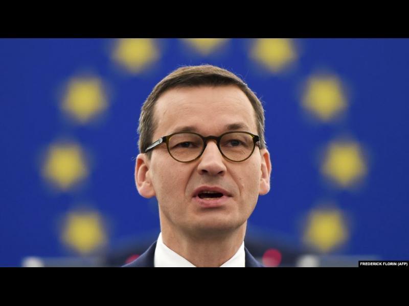 """Премиерът на Полша обвини Путин в """"умишлена"""" лъжа за Втората световна война"""