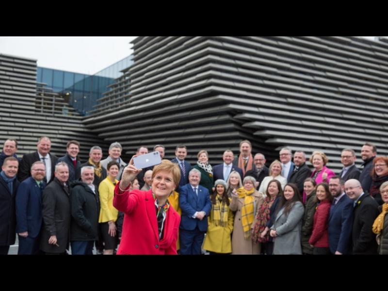Шотландия предупреди Джонсън, че не може да я държи във Великобритания против волята ѝ