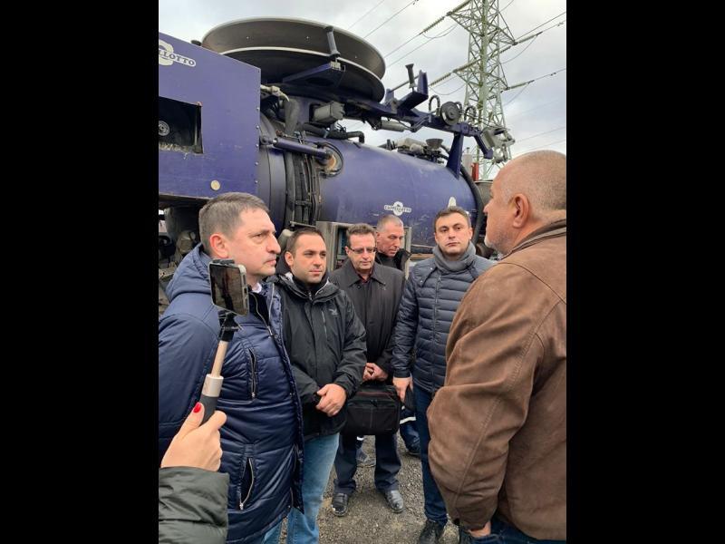 Борисов бори кризата с водата в Перник с Икономическа полиция