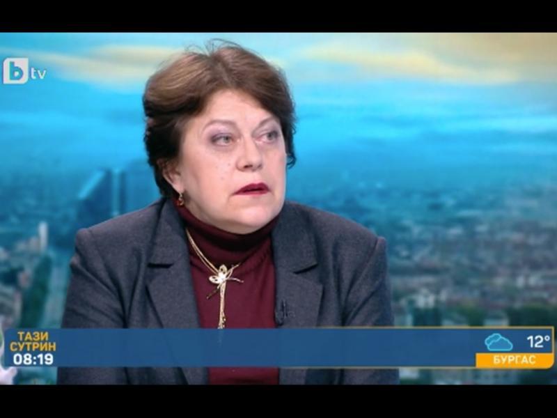 Татяна Дончева: Независим прокурор? Апотеоз на панирания мозък
