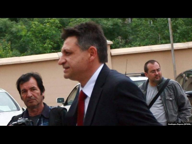 Бившият шеф на разузнаването Драгомир Димитров бе обвинен за престъпление по служба