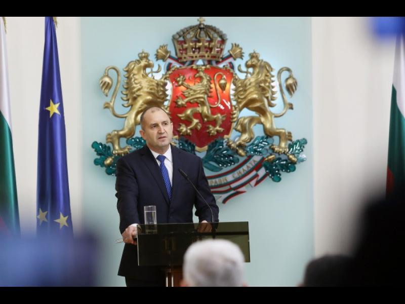 Гешев: Има досъдебно производство, свързано с Румен Радев