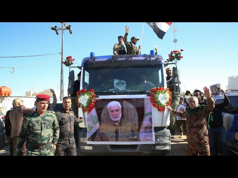 Иран нанесе удари срещу бази с войници на САЩ в Ирак