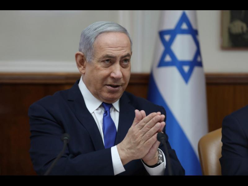 Нетаняху иска съдъбен имунитет, отлага процеса си с месеци