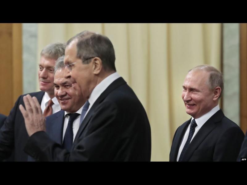 Путин назначи новото правителство. Лавров и Шойгу остават на постовете си