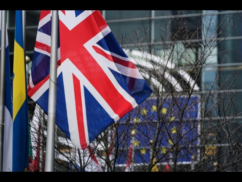 Довиждане, Британия