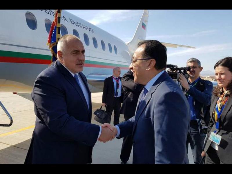 """Борисов търси газ за """"хъба"""" в Египет"""