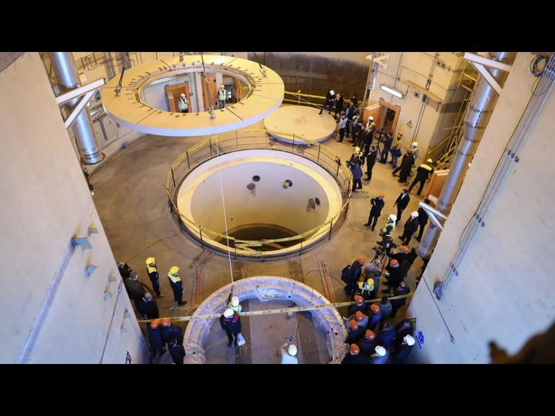 Иран се отказа напълно от ограниченията на ядрената сделка