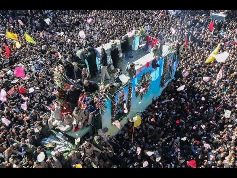 Иранският парламент обяви Пентагона за терористична организация