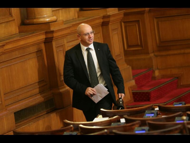 Емил Димитров - Ревизоро е кандидатът за нов екоминистър - картинка 1
