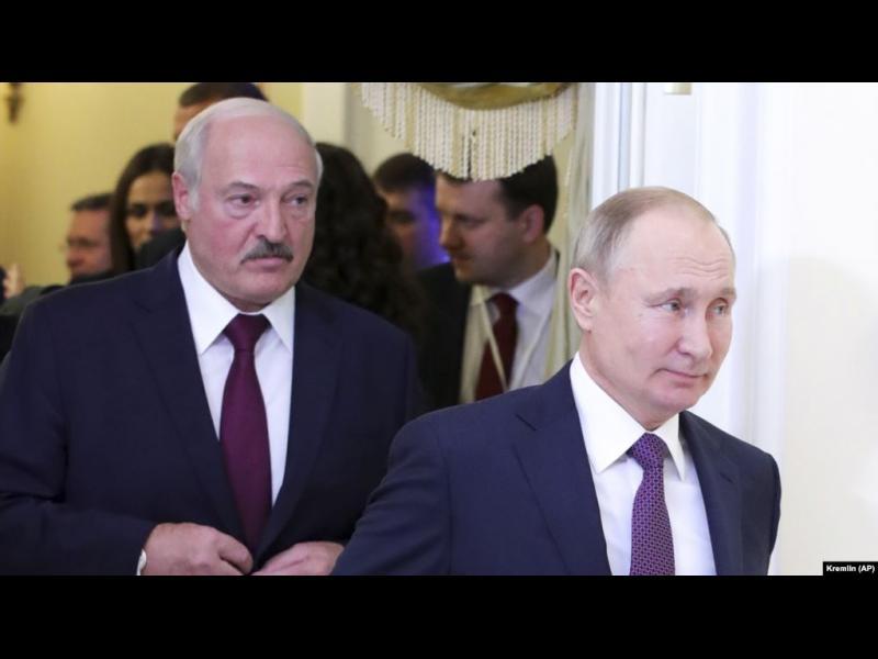 """Ще доведат ли промените на Путин до края на """"интеграцията"""" между Русия и Беларус"""
