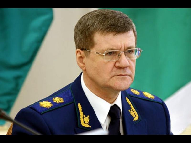 Путин отстрани и главния прокурор Юрий Чайка