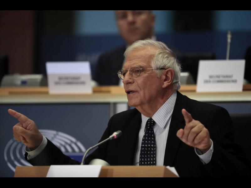 ЕС обсъжда да прати ли войски в Либия