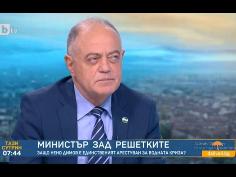 Атанас Атанасов: Нено Димов е жертва на собствения си кариеризъм - картинка 1