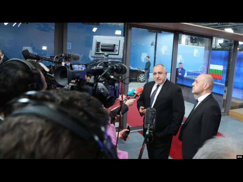 """""""Репортери без граници"""" поиска Европарламентът да осъди атаките срещу журналисти в България"""